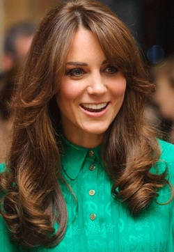 Kate Middleton: Pregnancy & Safe Hair Color - Rita Zaslavsky ...